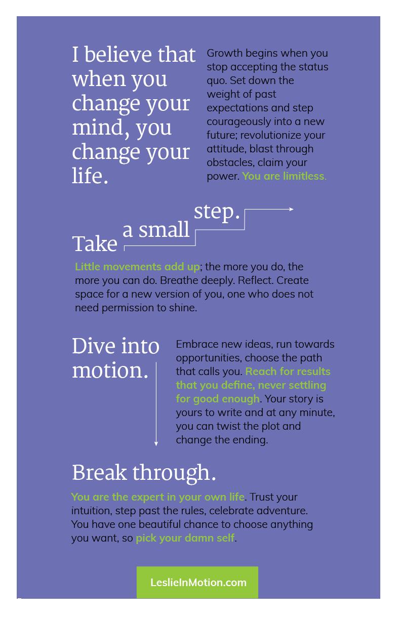 Volinspire Caring Company Manifesto