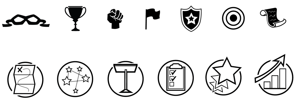 DifferentMatters icons