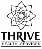 Thrive Health Services logo option