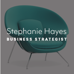 Stephanie Hayes Business Strategist