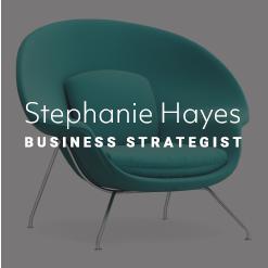 Stephanie Hayes Business Strategist